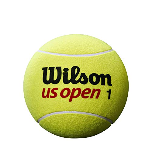 Wilson US Open Jumbo Tennis Ball (23cm , Basketball Size)