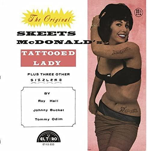 Skeets McDonald's Tattooed Lady (Vinyl)