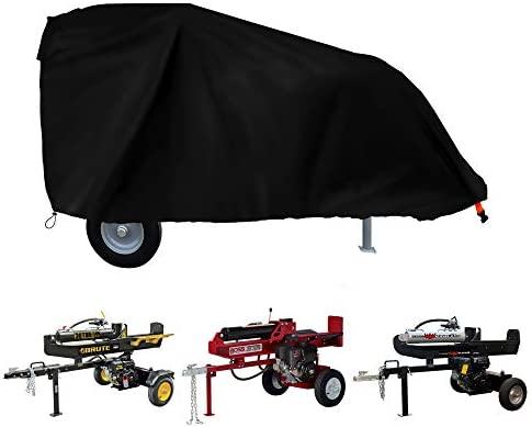 Aaaspark Waterproof Heavy Duty Log Splitter Cover 83 x45 x39 Weather Resistant Storage Cover product image