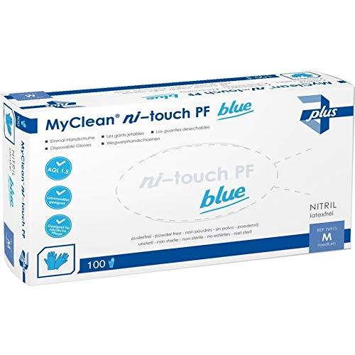 Einweghandschuhe MyClean ni-touch S