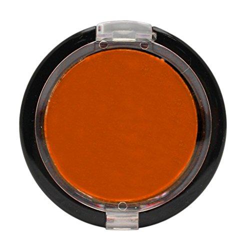Hunt Or 1 × non toxique temporaire Coiffure Show Party de cheveux craie couleurs Coloration avec ensemble de boîte (Orange)
