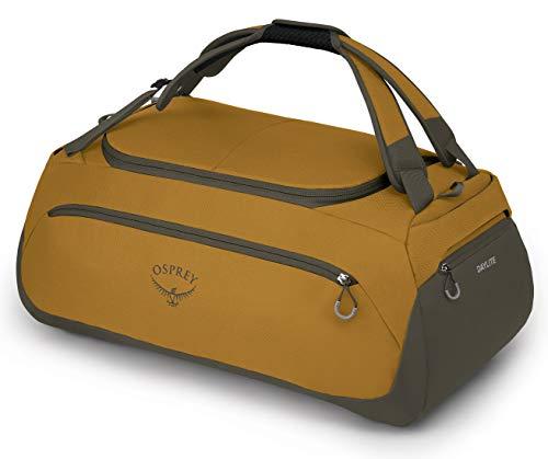Osprey Daylite Duffel 60 Rucksack für Lifestyle, unisex Teakwood Yellow - O/S