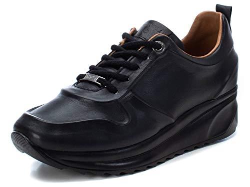 CARMELA 67454, Zapatillas Mujer, Negro, 40 EU