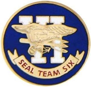 Amazon com: seal team six pin