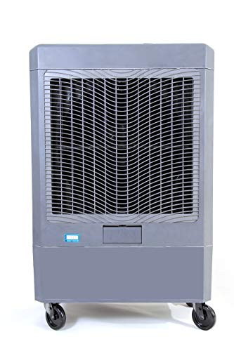 Hessaire MC61M Evaporative Cooler, 5,300 CFM, Gray