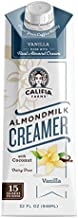 almond cream dairy free