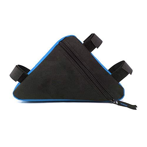 Llxxx Bike Bag-Front buis fotolijst mobiele telefoon waterdichte fietstas driehoek tas fotolijst beugel fietsaccessoires 20cm * 18,5 cm * 4 cm