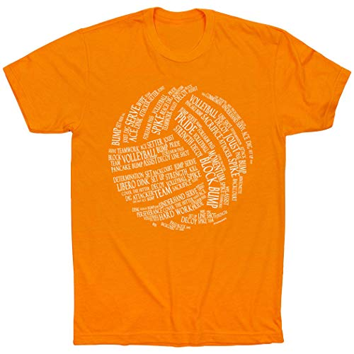 About Volleyball T-Shirts - 7