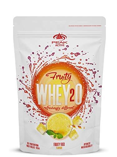 PEAK Fruity wHey2O-Passionfruit Mango 750g