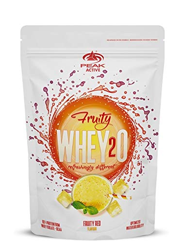 Peak Performance Fruity wHey2O, 750 g Beutel (Iced Tea - Peach)
