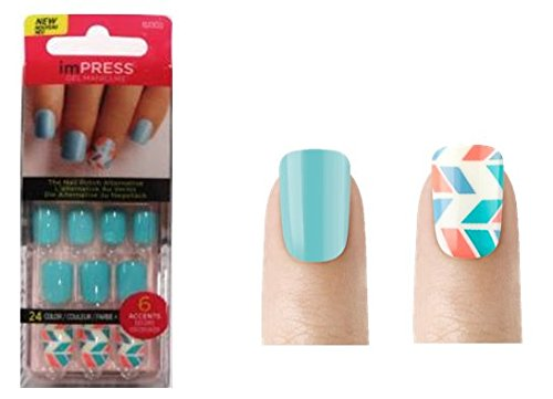 Broadway Impress Accents Nail Kit - Bells & Whistles