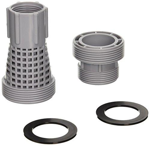 GAME 4K8001 Long Short Sand Filter Adaptor Kit (For Intex & Bestway Pools)
