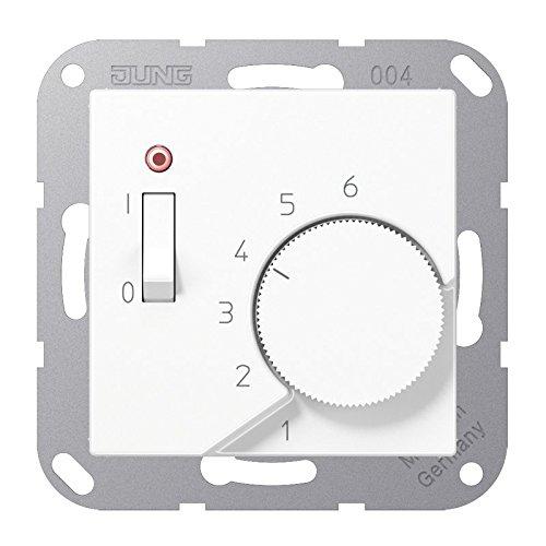 Jung Temperaturregler Öffner AC 230 V TRA231WW