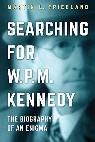 Friedland: Searching for W.P.M. Kennedy