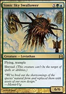 Simic Sky Swallower - Commander