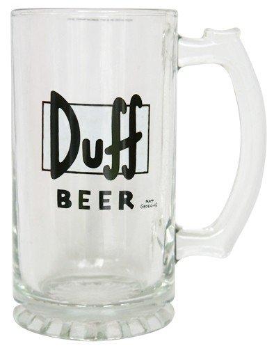 Duff Beer Bierglas 0,3 Liter
