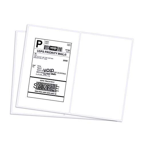 1000 round corner shipping labels - 3