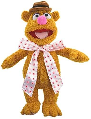 Bssmiun Plush Toy The Muppets Exclusive 35Cm Deluxe Plush Figure Fozzie Plush Toys
