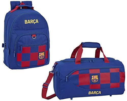 FC Barcelona - Mochila y bolsa de deporte XL