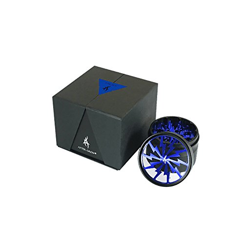 Imagen del producto Thorinder Grinder Aluminio 62 mm 4 Partes Azul