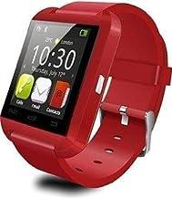 E-NUC SmartWatch U8 Bluetooth Rojo