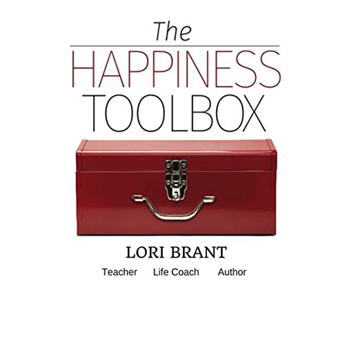 The Happiness Toolbox audiobook cover art