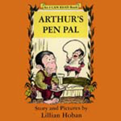 Arthur's Pen Pal audiobook cover art