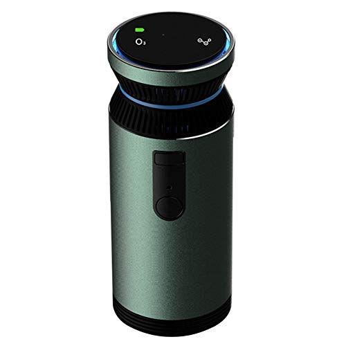 Check Out This AJDGL Car Air Purifier, Mini Air Purifier,360° No Dead Purification, Effectively Rem...