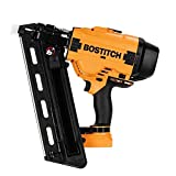 BOSTITCH 20V MAX Cordless Framing Nailer, 28 Degree Wire Weld, Tool Only (BCF28WWB) (Renewed)