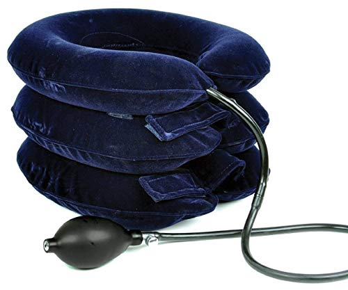 Collar para la tracción cervical inflable FreeNeck - Collarín Tracción Cervical Inflable...