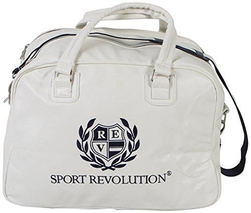 Padel/Sport Revolution, Maleta Deporte/Viaje Blanca, Blanco