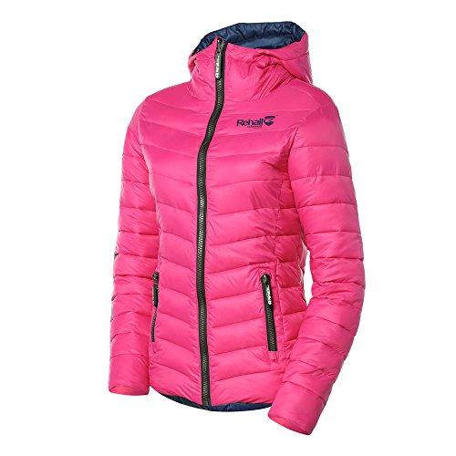 Rehall Damen AndreaR Downlook Jacket Jacke, Beetroot - Blue, L