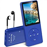 AGPtEK® 70 Hours Music Playback MP3 Lossless Sound Entry Hi-Fi 8GB Music Player