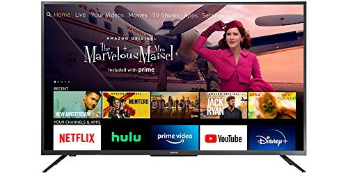 Toshiba TF-55A810U21 55-inch Smart 4K UHD with Dolby Vision and DTS TruSurround TV - Fire TV Edition - Limited Version