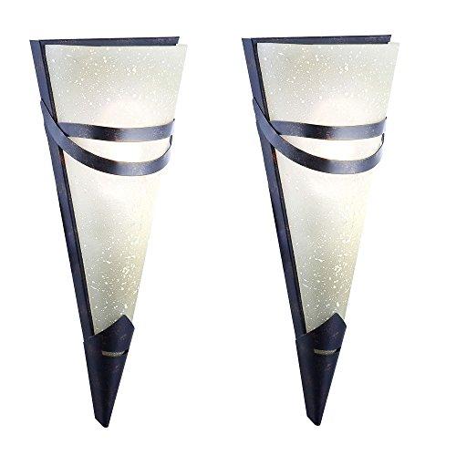 etc-shop -  2er Set Wand Lampe