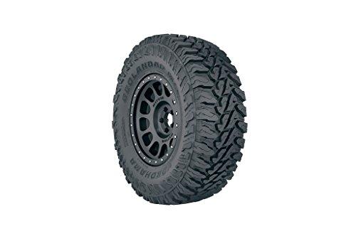 Yokohama GEOLANDAR MT G003 Mud Terrain Radial Tire-35X12.50R20 121Q 10-ply