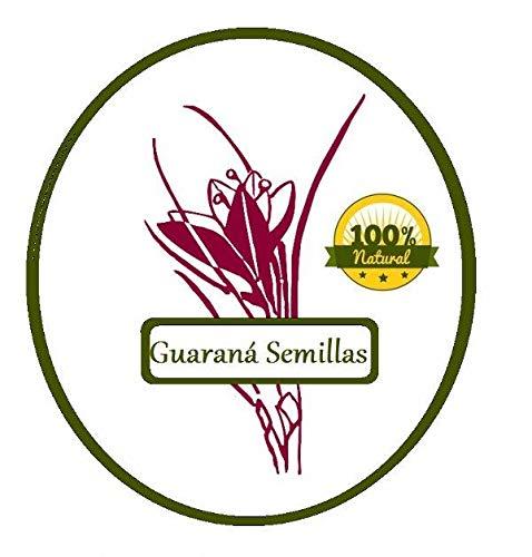 Guaraná Semilla 1000 grs - La Paullinia cupana 1 Kg - Energía Guaraná