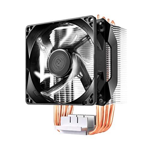 Cooler Master Hyper H411R - Ventilador CPU Cooler Aire, Color Negro