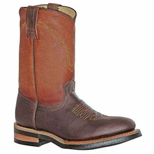 Umbria Equitazione Stivali Monta Western in Pelle Billy Boots Golden Young Abbigliamento Equitazione Stivali