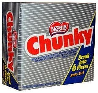 Chunky Bars - King Size Nestle