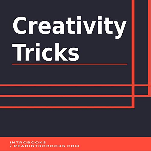 Couverture de Creativity Tricks