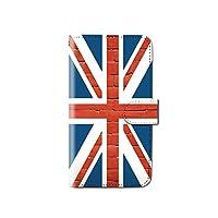 iPhone8 (4.7) iPhone8 ユニオンジャック 英国 スマホケース 手帳型 マグネット式 カード収納 dy001-00299-02 iPhone8 (4.7インチ):M