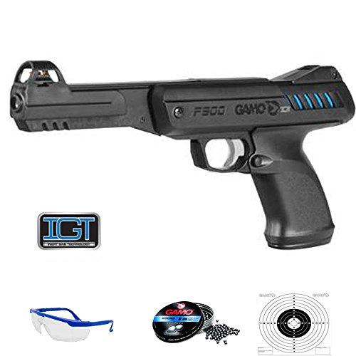 P Pack Pistola de balines Gamo P900 IGT - Sistema: Aire comprimido (pistón) y plomos (perdigones 4.5) <3,5J