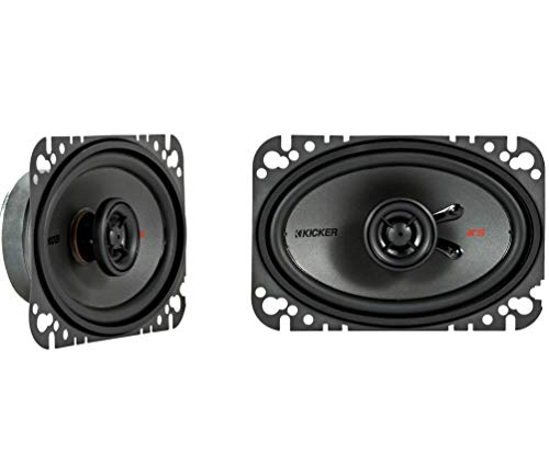 Kicker KSC4604 Coaxial Speakers