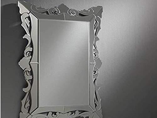Crespo Decoración Espejo Veneciano 120 x 85 Modelo Gema