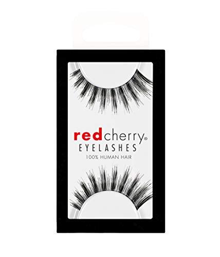 Red Cherry - Falsche Wimpern Nr. 106 - Echthaar