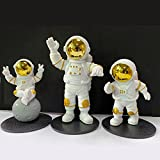 Spaceman Astronaut with Spacesuit Miniature...