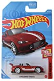 DieCast Hotwheels ['15 Mazda MX 5 Miata], Then and Now 4/10 [red]