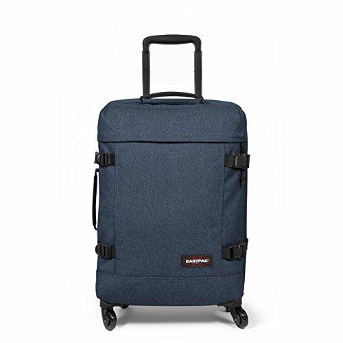 Eastpak Trans4 S Maleta, 54 cm, 44 L, Azul (Double Denim)