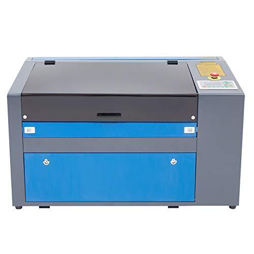 Orion Motor Tech Co2 Laser Engraving Machine Laser Graviermaschine mit USB-Anschluss (50W-300 x 500 mm)